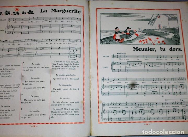 Catálogos de Música: CHANSONS DE FRANCE, CHOISIES & ACCOMPAGNÉES D´IMAGES - Foto 8 - 172251819