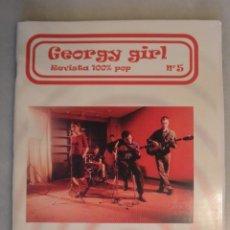 Catálogos de Música: FANZINE GEORGY GIRL Nº 5. Lote 174252812