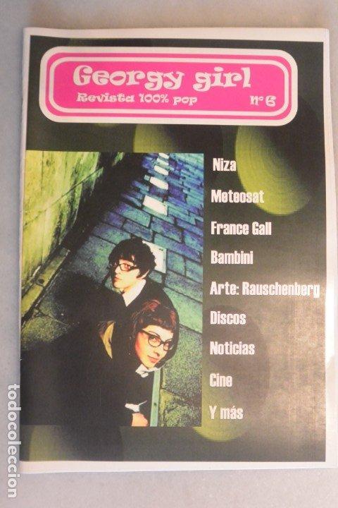 FANZINE GEORGY GIRL Nº 6 (Música - Catálogos de Música, Libros y Cancioneros)