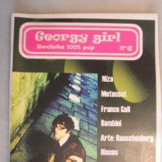 Catálogos de Música: FANZINE GEORGY GIRL Nº 6. Lote 174252932
