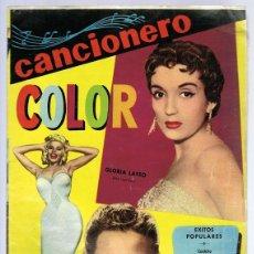 Catálogos de Música: CANCIONERO COLOR GLORIA LASSO & ANDY RUSSELL . Lote 174394147