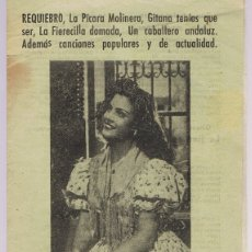 Catálogos de Música: CANCIONERO DE CARMEN SEVILLA . Lote 174394585