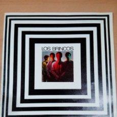 Catalogues de Musique: LIBRETO LOS BRINCOS 1966. Lote 175218129