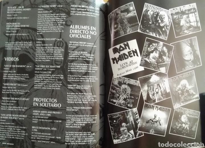 Catálogos de Música: IRON MAIDEN - Foto 4 - 175553982