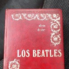 Cataloghi di Musica: LOS BEATLES EDICIONES JUCAR 1973 ALAIN DISTER TAPAS DURAS. Lote 175564072