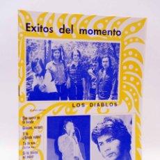Catalogues de Musique: CANCIONERO. ÉXITOS DEL MOMENTO: LOS DIABLOS, LORENZO SANTAMARÍA, MIGUEL GALLARDO (LOS DIABLOS). OFRT. Lote 176044760