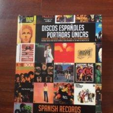 Catálogos de Música: DISCOS ESPAÑOLES PORTADAS UNICAS PROMO CENSURADAS MANUEL MAGALHAES NUEVO. Lote 177986992