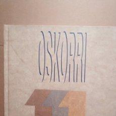 Catálogos de Música: OSKORRI EL LIBRO DE SU HISTORIA ILUSTRADO POR JC EGUILLOR. Lote 178326745