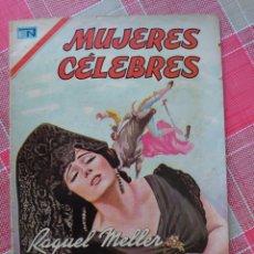 Catálogos de Música: RAQUEL MELLER BIOGRAFÍA EN CÓMIC EDITADA EN MÉXICO AÑO 1967. Lote 179553481