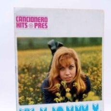 Catálogos de Música: CANCIONERO HITS PRES. KARINA (KARINA) PRESIDENTE, 1969. OFRT. Lote 195035776
