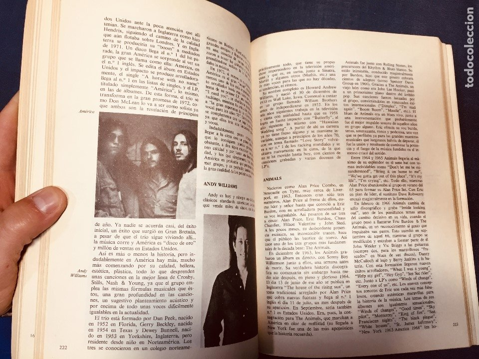 Catálogos de Música: historia de la música pop de los beatles a hoy 1962/72 primera edición 1972 barcelona - Foto 6 - 181588718