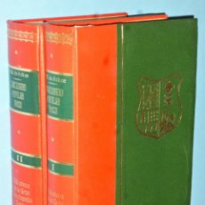 Catálogos de Música: CANCIONERO POPULAR VASCO. 2 TOMOS. Lote 181976462