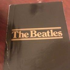 Catálogos de Música: THE BEATLES 59 PAGINAS. Lote 182110722