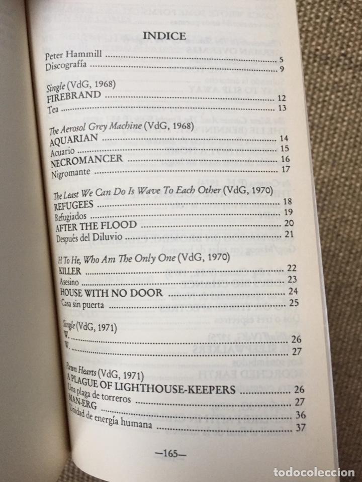 Catálogos de Música: PETER HAMMILL CANCIONES - Foto 3 - 183475906