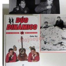 Catálogos de Música: DÚO DINÁMICO EN LA BRECHA MEMORIAS LIBRO CARLOS TORO EL GRUPO ESPAÑOL DE MÚSICA FOTOS HISTORIA ÍDOLO. Lote 183521997