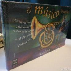 Catálogos de Música: EL MÚSICO BROMISTA -N.J.GROCE. IDEAL REGALO MÚSICOS Y/O MELÓMANOS. PRECINTADO. Lote 183528865