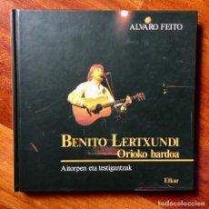 Catálogos de Música: ALVARO FEITO BENITO LERTXUNDI ORIOKO BARDOA. Lote 183556208