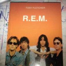 Cataloghi di Musica: R. E. M. - TONY FLETCHER. Lote 183726131