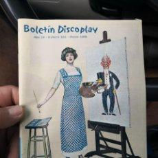 Catálogos de Música: REVISTA CATALOGO BOLETIN DISCOPLAY Nº 265 (MARZO 2006). Lote 186057437