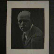 Catálogos de Música: VILANOVA I LA GELTRU-HOMENATGE A PAU CASALS-26 DE JUNY DE 1936-VIRELLA I SOLER-VER FOTOS-(V-18.487). Lote 186338575