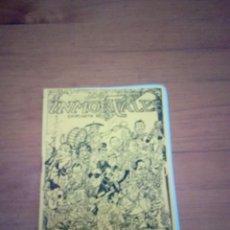 Catálogos de Música: LIBRETO DE CARNAVAL. LOS INMORTALES. CHIRIGOTA DE CAI. EST1B1. Lote 191132457
