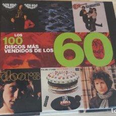 Catalogues de Musique: LOS 100 DISCOS MAS VENDIDOS DE LOS 60 GENERAL SCULLATI LIBSA 2005 . Lote 191615492
