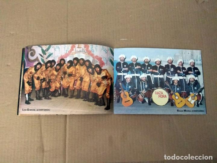 Catálogos de Música: CADIZ CANTA CARNAVAL 1981 LIBRETO CON FOTOS DE AGRUPACIONES - Foto 3 - 192078252