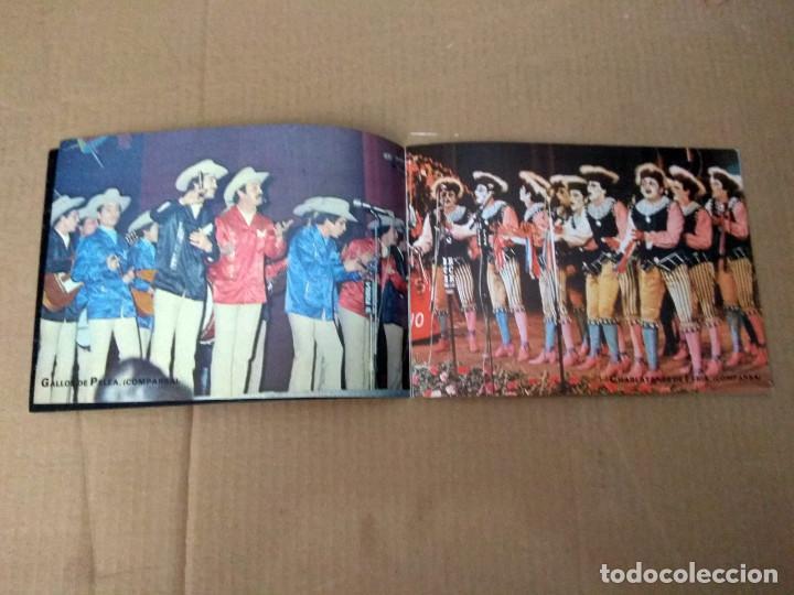 Catálogos de Música: CADIZ CANTA CARNAVAL 1981 LIBRETO CON FOTOS DE AGRUPACIONES - Foto 4 - 192078252