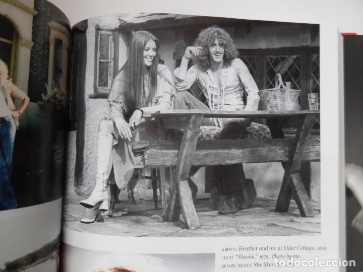 Catálogos de Música: Roger Daltrey. Firmado a mano y numerado. Certificado. My Story. Thanks a lot ...En estuche. The Who - Foto 10 - 194100922