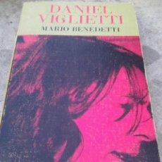 Catálogos de Música: BENEDETTI, MARIO - DANIEL VIGLIETTI (JUCAR - LOS JUGLARES, 1974) - PRIMERA EDICION -. Lote 194108056