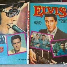 Catálogos de Música: LIBROS: ELVIS SPECIAL 1983. AN ELVIS MONTHLY SPECIAL. EN INGLES. Lote 194151818
