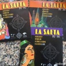 Catálogos de Música: CD HISTORIA DE LA REVISTA LA SAETA DE MÁLAGA DIGITALIZADO 1922-2005. Lote 194632780