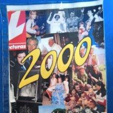 Catálogos de Música: BEATLES HOJA REVISTA LECTURAS NUMERO 2000 SOLO LA HOJA. Lote 194665907