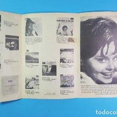 Catálogos de Música: NOVEDADES Nº 11 MAYO 1964 ROCIO DURCAL, FONO GRAM, FONTANA, PHILIPS, POLYDOR, MERCURY.... Lote 194705340