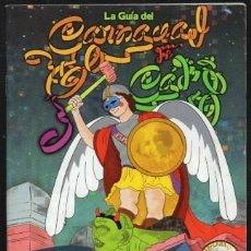 Catálogos de Música: LA GUIA DEL CARNAVAL. CADIZ FEBRERO 2013 - A-C-2026. Lote 194927553