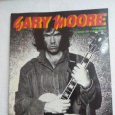 Catálogos de Música: GARY MOORE/COLECCION IMAGENES DE ROCK Nº32 LA MASCARA.. Lote 195116403