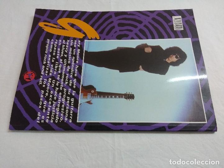 Catálogos de Música: GARY MOORE/COLECCION IMAGENES DE ROCK Nº32 LA MASCARA. - Foto 5 - 195116403