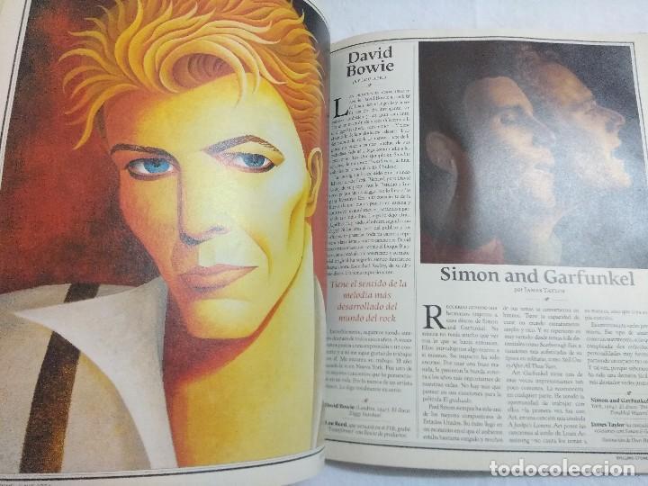 Catálogos de Música: ROLLING STONE/ESPECIAL 50 AÑOS DE ROCK/LOS 50 IMORTALES DEL ROCK & ROLL. - Foto 3 - 195116891
