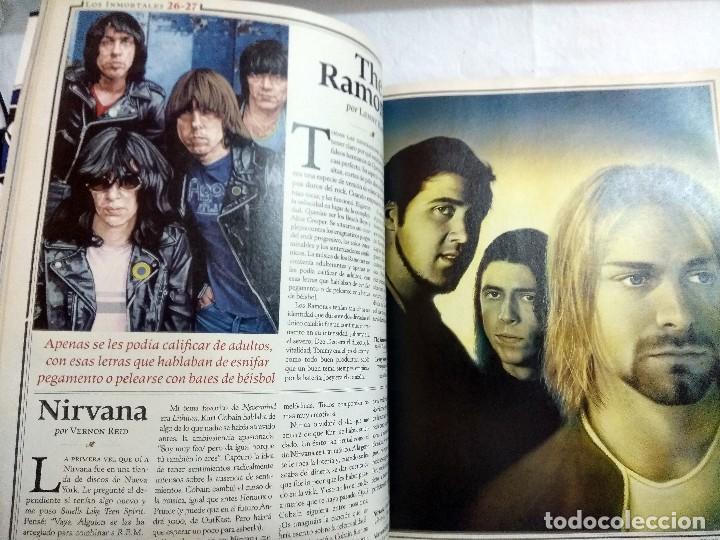 Catálogos de Música: ROLLING STONE/ESPECIAL 50 AÑOS DE ROCK/LOS 50 IMORTALES DEL ROCK & ROLL. - Foto 5 - 195116891