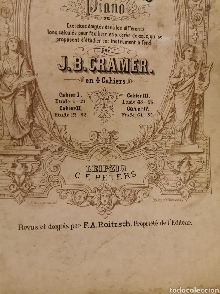 Catálogos de Música: Libro de piano antiguo 1 edición completo - Foto 3 - 195153961