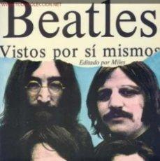 Catálogos de Música: BEATLES LIBRO VISTOS POR SI MISMOS 1984. Lote 195263011