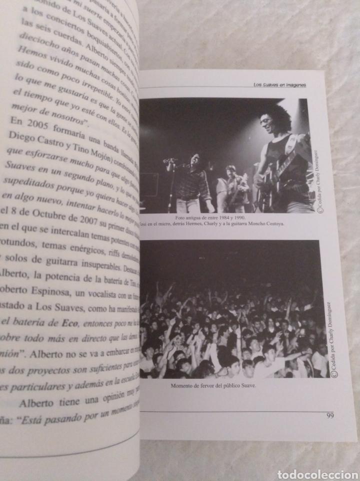 Catálogos de Música: Los suaves. Somos todos. Escuchar a los suaves no es escuchar música es sentir el rock & roll. Libro - Foto 5 - 195355127