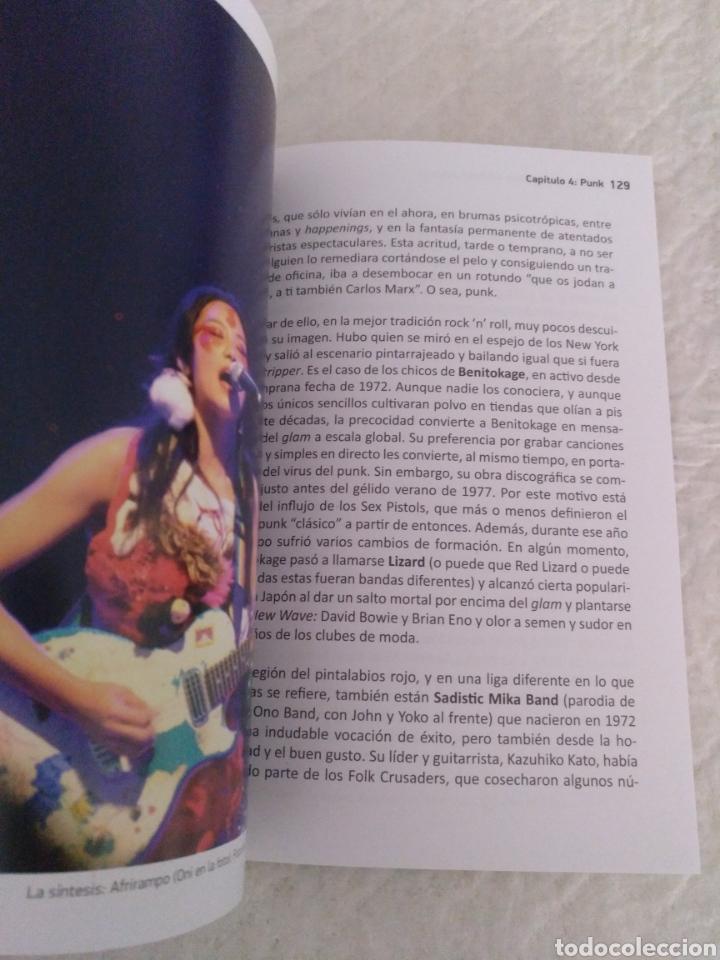 Catálogos de Música: Rokku. Una historia del rock japones. Jaime Moreno. Libro - Foto 5 - 195375126