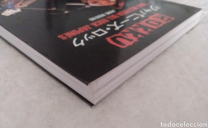Catálogos de Música: Rokku. Una historia del rock japones. Jaime Moreno. Libro - Foto 6 - 195375126