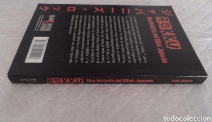 Catálogos de Música: Rokku. Una historia del rock japones. Jaime Moreno. Libro - Foto 8 - 195375126