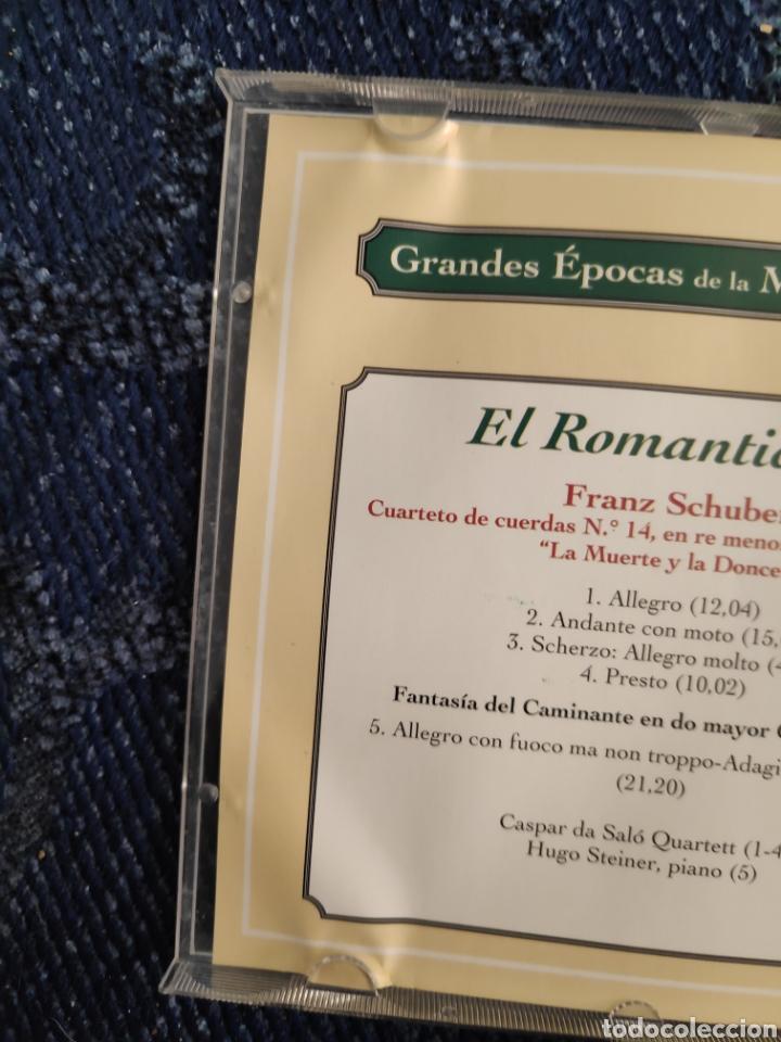 Catálogos de Música: El romanticismo - Franz Schubert - Foto 3 - 195377761