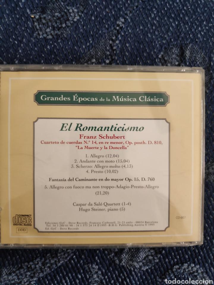 Catálogos de Música: El romanticismo - Franz Schubert - Foto 4 - 195377761