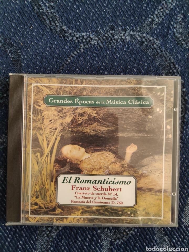 EL ROMANTICISMO - FRANZ SCHUBERT (Música - Catálogos de Música, Libros y Cancioneros)