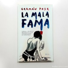 Catálogos de Música: GERMÁN POSE. LA MALA FAMA (MOVIDA, TESA ARRANZ,GARCÍA-ALIX,JORGE ILEGAL,MANOLO UVI, J. CIFUENTES). Lote 195822915