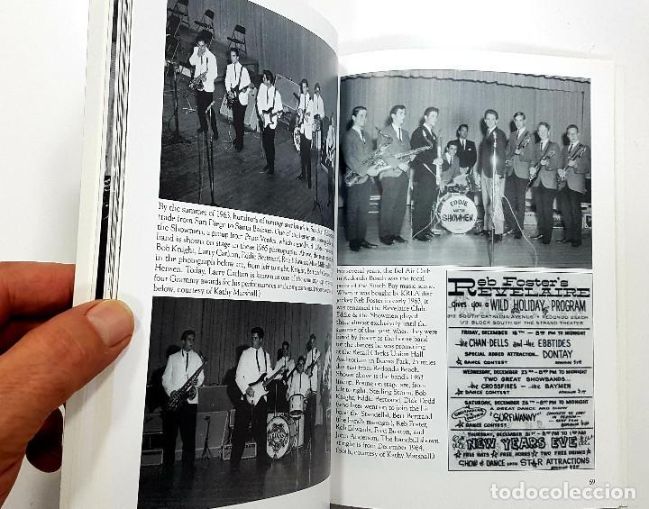 Catálogos de Música: SOUTHERN CALIFORNIA SURF MUSIC, 1960-1966 Images of America. JOHN BLAIR. (USA, 2015) NUEVO - Foto 5 - 196285177